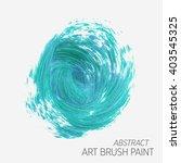Original Grunge Brush Art Pain...