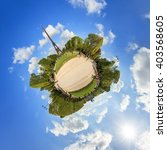 Beautiful 360 Degree Little Planet - Fine Art prints