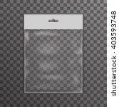 plastic bag icon transparent... | Shutterstock .eps vector #403593748