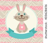 template greeting card or...   Shutterstock .eps vector #403628656