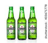 dusseldorf  germany   april 08  ...   Shutterstock . vector #403671778
