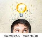 career. | Shutterstock . vector #403678318