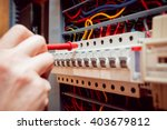 Electrical Equipment. Tester In ...