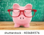 piggy bank. | Shutterstock . vector #403684576