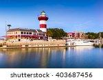 hilton head  south carolina ... | Shutterstock . vector #403687456