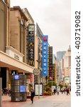 shanghai  china   mar 31  2016  ... | Shutterstock . vector #403719082