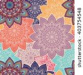 seamless pattern. vintage...   Shutterstock .eps vector #403754548