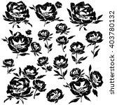 flower illustration object | Shutterstock .eps vector #403780132
