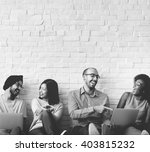 internet connection digital... | Shutterstock . vector #403815232