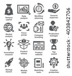 startup business and...   Shutterstock . vector #403842706
