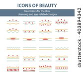 icons with the scheme of...   Shutterstock .eps vector #403894342
