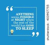 inspirational motivational... | Shutterstock .eps vector #403907755