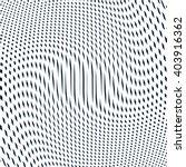 optical illusion  moire vector...   Shutterstock .eps vector #403916362