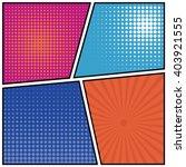 abstract creative concept... | Shutterstock .eps vector #403921555