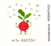 illustration with funny... | Shutterstock .eps vector #403947415