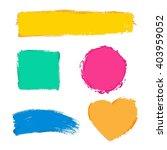 vector creative design elements.... | Shutterstock .eps vector #403959052