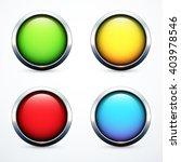 set of buttons | Shutterstock .eps vector #403978546