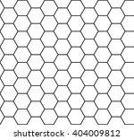 seamless pattern with hexagon....   Shutterstock .eps vector #404009812