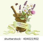vector colorful natural... | Shutterstock .eps vector #404021902