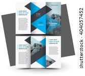 brochure design  brochure... | Shutterstock .eps vector #404057452