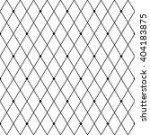 Rhombus Seamless Pattern. Grid...
