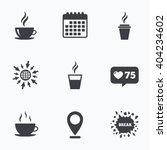 calendar  like counter and go... | Shutterstock .eps vector #404234602