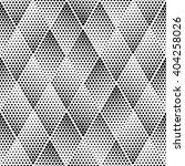 vector geometric halftone... | Shutterstock .eps vector #404258026