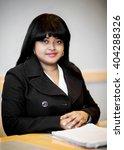 professional african women... | Shutterstock . vector #404288326