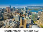 Panoramic View Of The Vancouve...