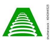 letter aa logo vector.   Shutterstock .eps vector #404344525