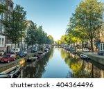 amsterdam   october 2  city... | Shutterstock . vector #404364496