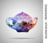 abstract creative concept icon... | Shutterstock . vector #404434042