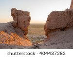 The Ruins Of The Walls Of The...