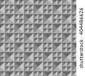 geometric 3d structure seamless ... | Shutterstock .eps vector #404486626