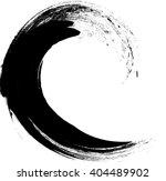 grunge brush wave. abstract... | Shutterstock .eps vector #404489902