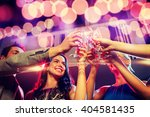 party  holidays  celebration ... | Shutterstock . vector #404581435
