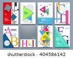 abstract composition. font... | Shutterstock .eps vector #404586142