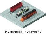 vector isometric illustration... | Shutterstock .eps vector #404598646