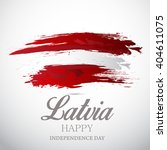 vector illustration of  latvia... | Shutterstock .eps vector #404611075
