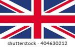 uk flag | Shutterstock .eps vector #404630212