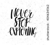 conceptual handdrawn phrase... | Shutterstock .eps vector #404634562