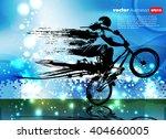 sport vector illustration | Shutterstock .eps vector #404660005