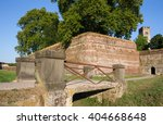 Medieval Wall Surrounding The...