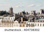 The Parisian Roof Tops.late...
