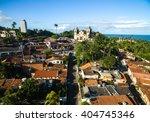 Aerial View Of Olinda And Se...