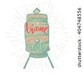 inspirational vintage lettering ... | Shutterstock .eps vector #404748556