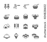 icon set   food | Shutterstock .eps vector #404828602