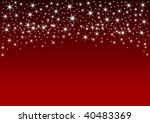 stars background | Shutterstock . vector #40483369