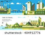 modern vector flat design... | Shutterstock .eps vector #404912776