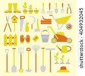 vector big collection of... | Shutterstock .eps vector #404932045